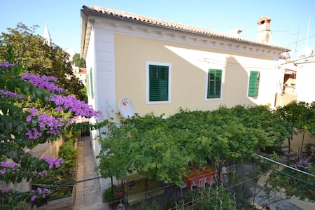 Captain's House-free parking - Mali Lošinj - Huoneisto