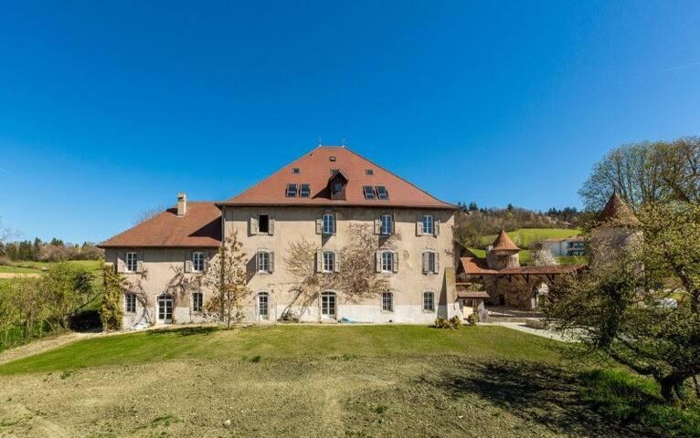 La vie de château à Annecy - Argonay - Loft