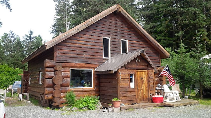The Cabin at Yakutat