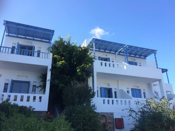 Milatos Village agrotourism hotel-Philippos' flat