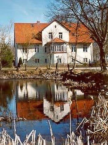 FeWo, Gutshaus Katzenow, Mecklenburg Vorpommern