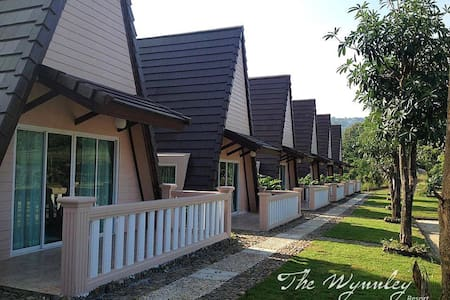The Wynnley Resort [A2] - อำเภอ แม่วาง