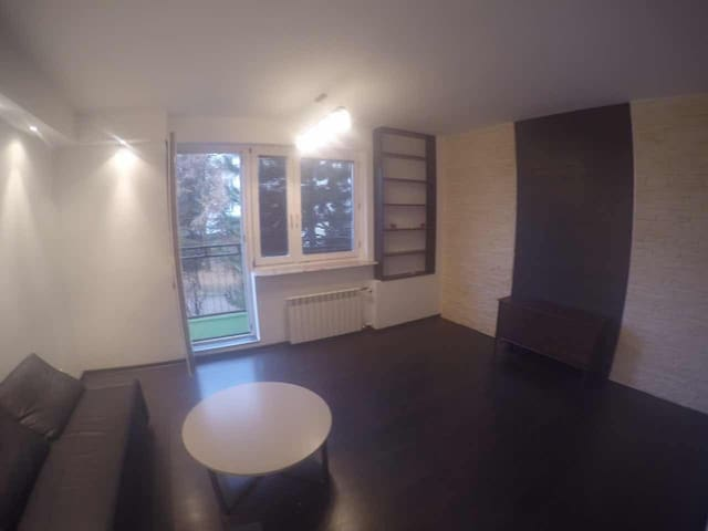 close to subway station,forest - Warszawa - Apartment