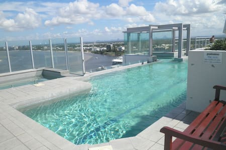 New 2 bedroom 2 bathroom beach unit - Caloundra - Wohnung