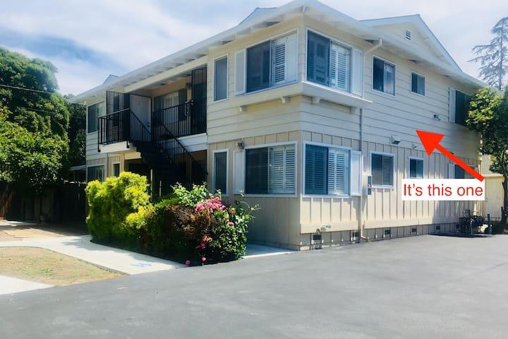 Mountain View/Palo Alto home