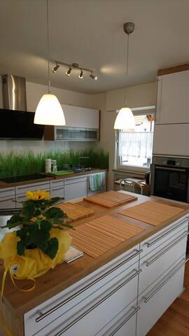 Neue renovierte Gästewohnung Altenbergblick 1