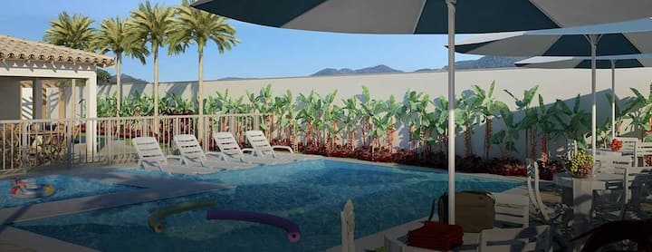Apartment - Olympic Games 2016 - 2 bedrooms RJ