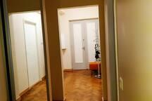 Large bedroom in the center of Tallinn