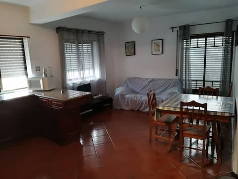 Apartment in historic area near the sea.Peniche PT