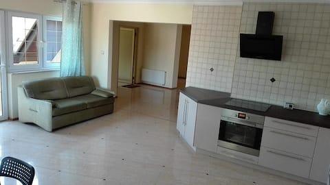 Szczytno Center Mazury 150m2 lake wiev διαμέρισμα
