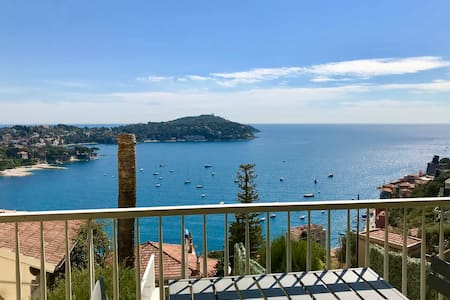 2 Bdrs, Gorgeous Sea View, Swimming pool and Garage