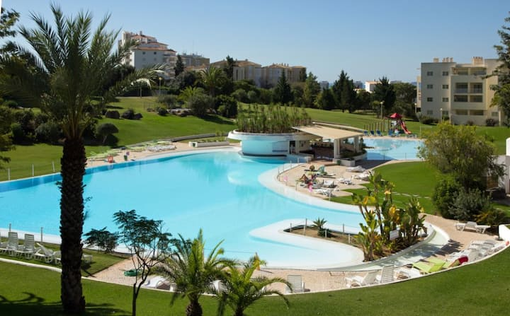 Appartment in Marachique Alvor with swimming pool