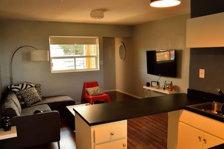 Cozy apartment near dwtn Tijuana and Int. Border - Tijuana - Leilighet