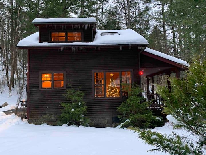 Pure Catskill Vintage Retreat