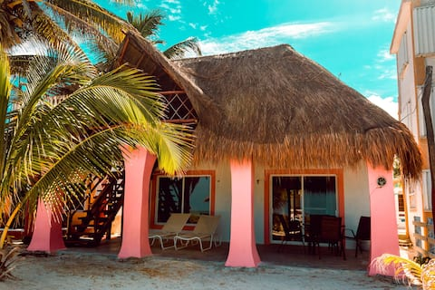 Beachside Casita in El Cuyo