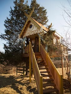 SpiritHouse Treehouse