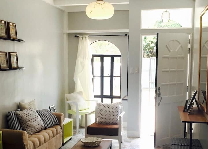 Unit A Modern Vintage Townhouse in Cainta