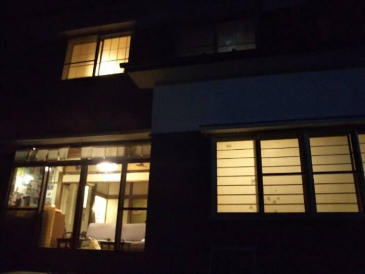 昼間は民家カフェ、夜はお部屋としてご提供Part 1 (1F) 。