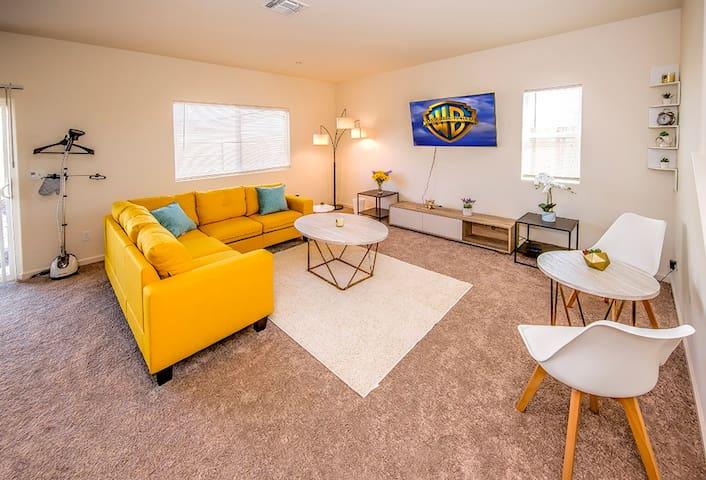 Aria Suite~1Bb/1Bth-Near UC Merced/Hospital