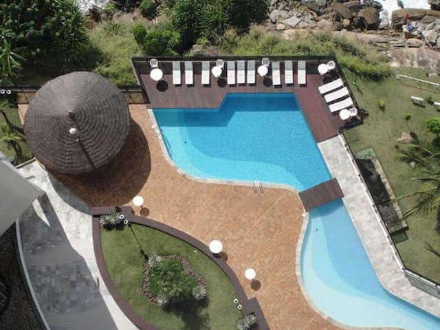 Roof Top Apartment on Asturias Beach
