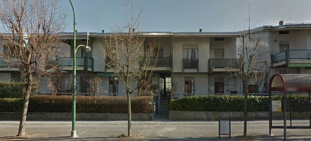 """Casa Paolina"" caldo appartamento in Mondovi'"
