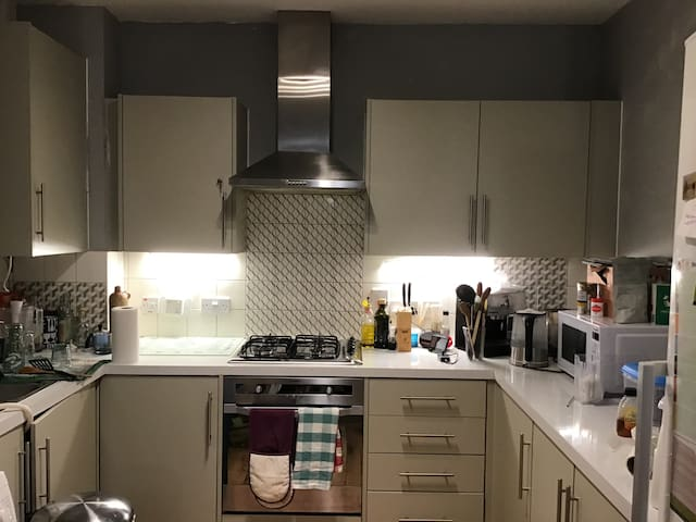Quiet, comfortable One bed flat in good location