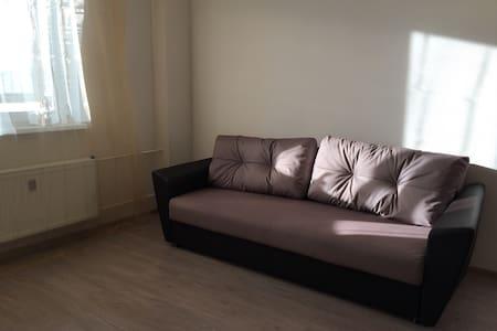 Современная студия с комфортом 21эт - Санкт-Петербург - Διαμέρισμα