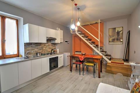 Apartamento cassiopea a 1 km del centro de Spoleto