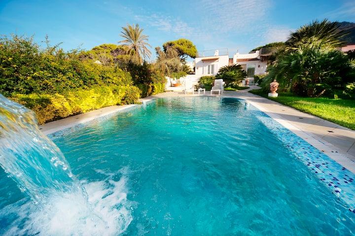 Villa Formica,villa esclusiva con piscina privata