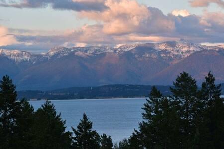 Flathead Lake Studio Apartment Getaway in Lakeside