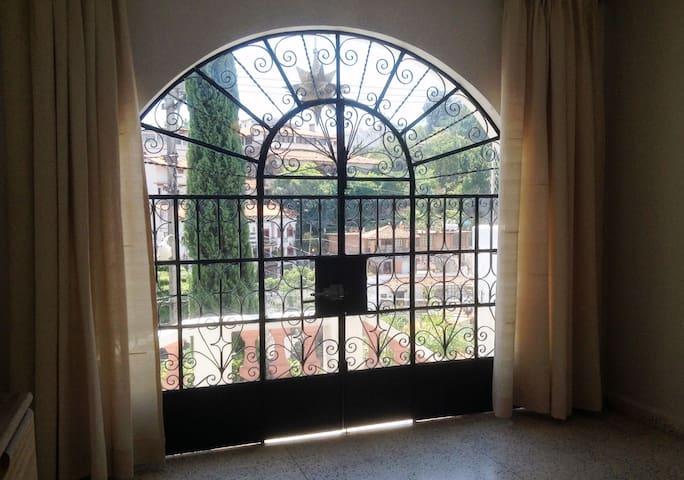 Casa de los Soles, linda habitación privada - Taxco - Hus