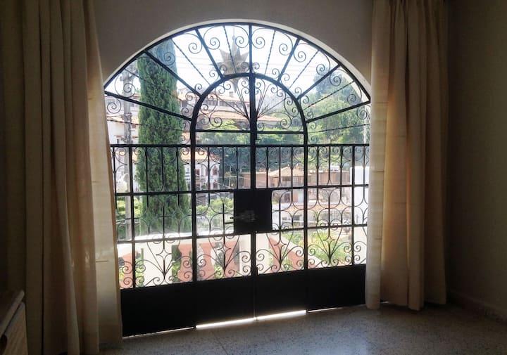 Casa de los Soles, linda habitación privada