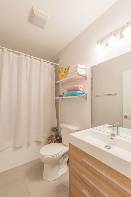 Private Bathroom (Shared with other guests)