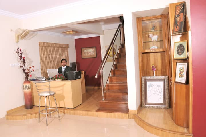 Standard Room - Bangalore city center