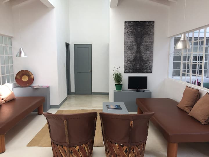 Brand new 2BR house in magical Tepoztlán