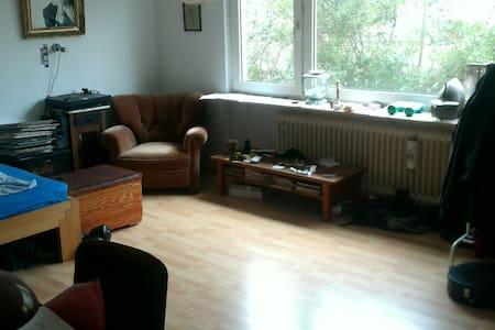 Supergroßes Zimmer in Nähe vom Rhein - Wiesbaden