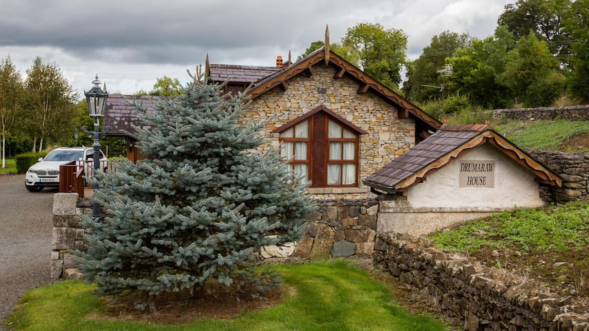 Affordable luxurious rural accommodation - Ballyhaise - Huis