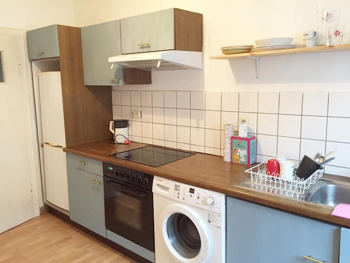 City-center 2 room apartment with fully equipped