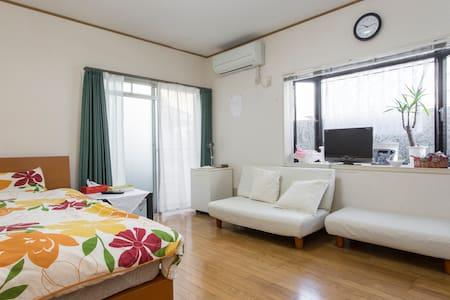 7 MINS SHIBUYA TRENDY JIYUGAOKA - Appartement