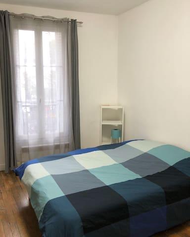 Nice apartment in the center Paris 13e