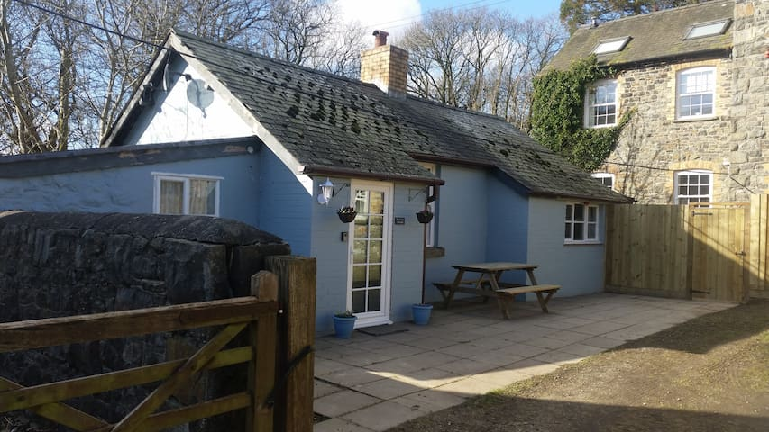 Duck Egg Cottage, Rhayader, Mid Wales - Powys - House