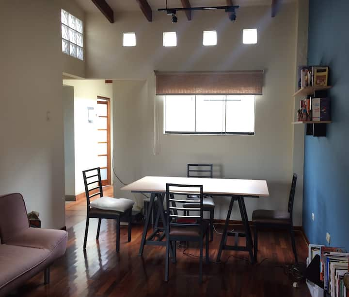 San Isidro. Loft style beautiful apartment.
