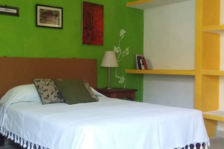 Simple and comfortable room! - Tulum