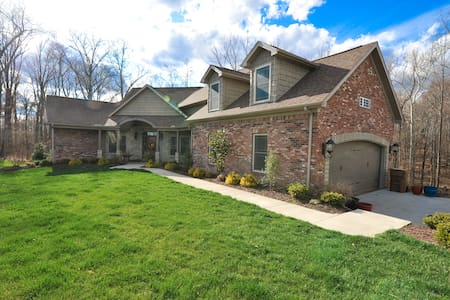 Gorgeous DERBY Executive Home! - Floyds Knobs - Haus