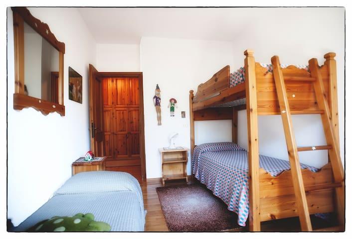 Casa Mizzau Camporosso - 90mq con giardino - Camporosso In Valcanale - Wohnung