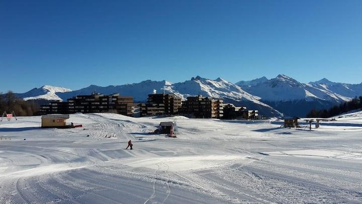 Ferienwohnung im schneesicheren Thyon 2000