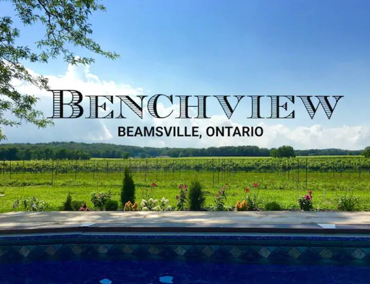 BENCHVIEW: Spacious Home with View, Pool, Hot Tub