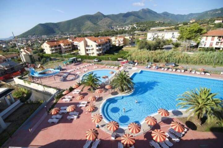 Loano Apartments by Mamberto S.r.l.- Bilocale (B5)