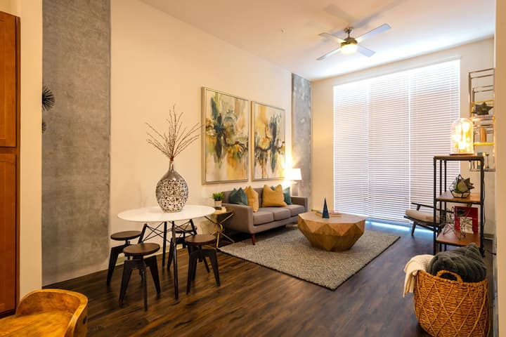 Your own apartment home | 1BR in Houston