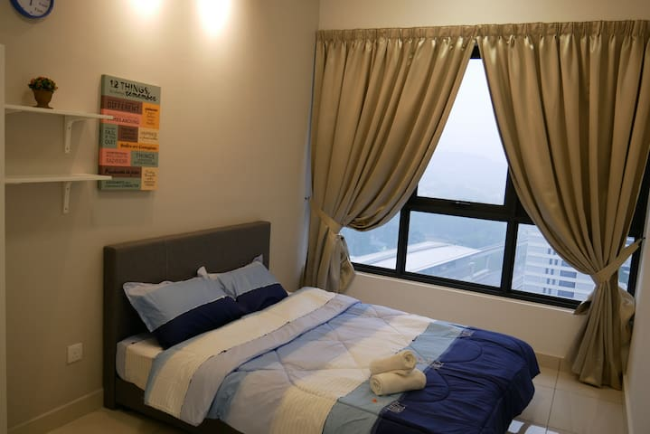 #3 Well Appointed Apartment@Dsara MRT linked